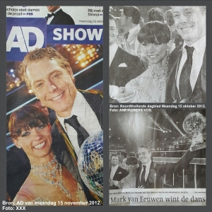 Strictly Come Dancing AVRO